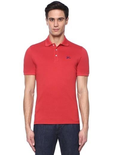 Isaia Tişört Kırmızı
